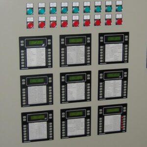 Alarm Monitoring and Indicator Panels