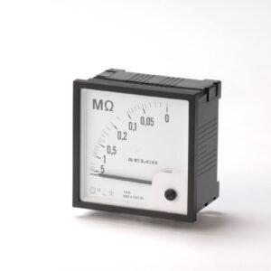 Megaohmeter E2323
