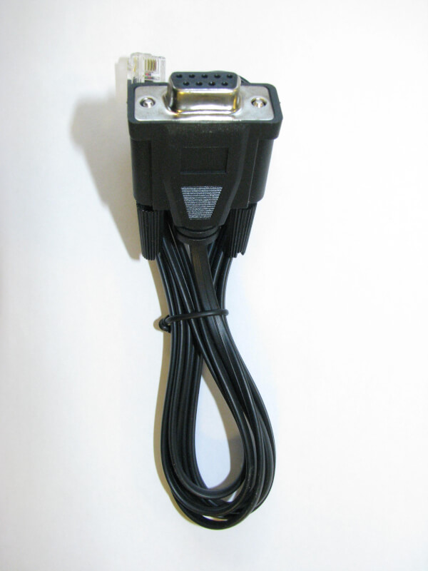 RS-232 Programming Cable for M1000