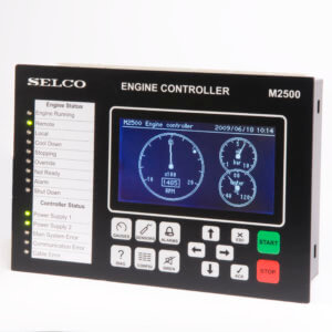 engine controller M2500