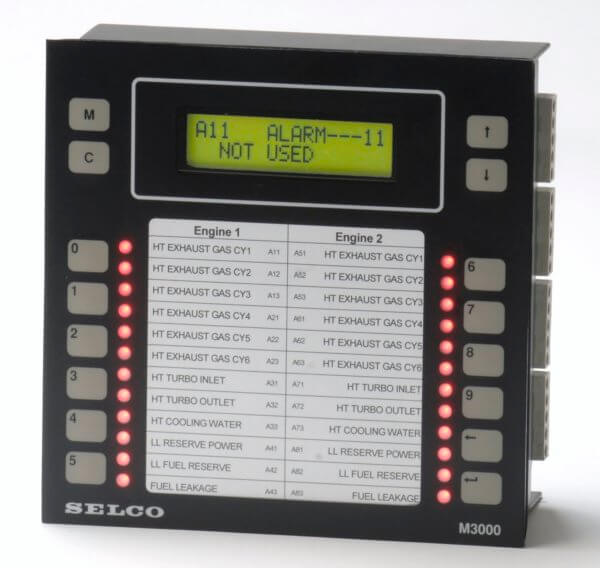 Analogue Alarm Monitor M3000