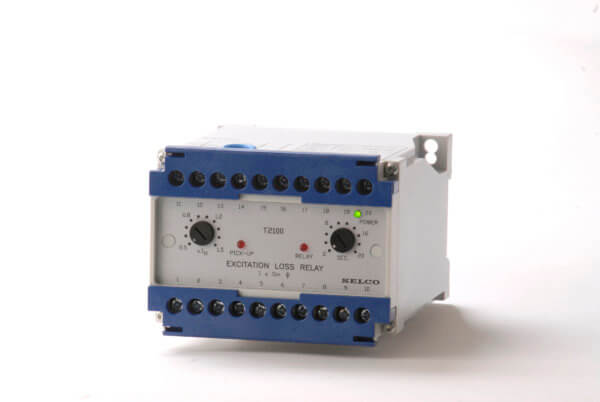 Excitation Loss Relay T2100