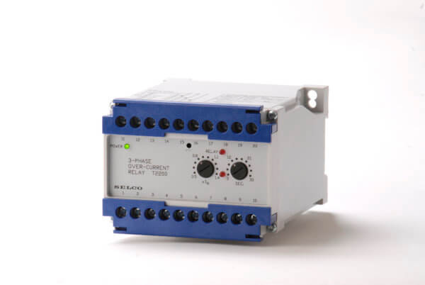 Overcurrent Relay T2200