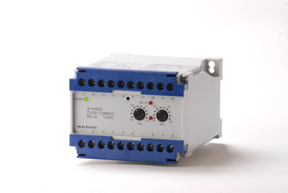 Overcurrent Protection Electronic Circuits 8085 Projects Blog Archive Analog To Digital T2200 Relay Selco Flexible Engine Generator Control