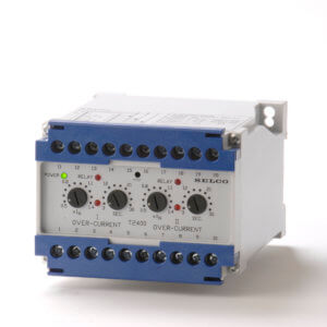 Dual Overcurrent Relay T2400