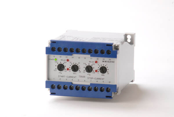 Dual Current Relay T2600