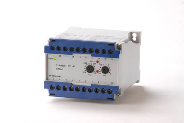 Overcurrent or Earth Fault Relay T2800