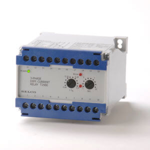 Differential Current Relay T2900