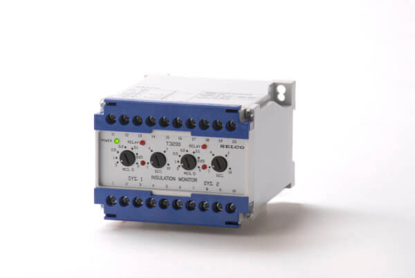 Insulation Monitoring Relay T3200