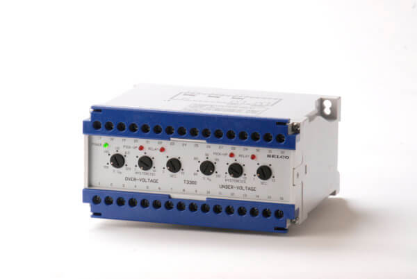 Voltage Relay (3Phase) T3300