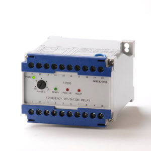Frequency Deviation Relay T3500
