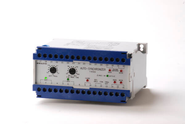 Auto Synchronizer T4500 for Conventional Governors