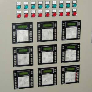 Alarm Monitoring and Indicator Panels