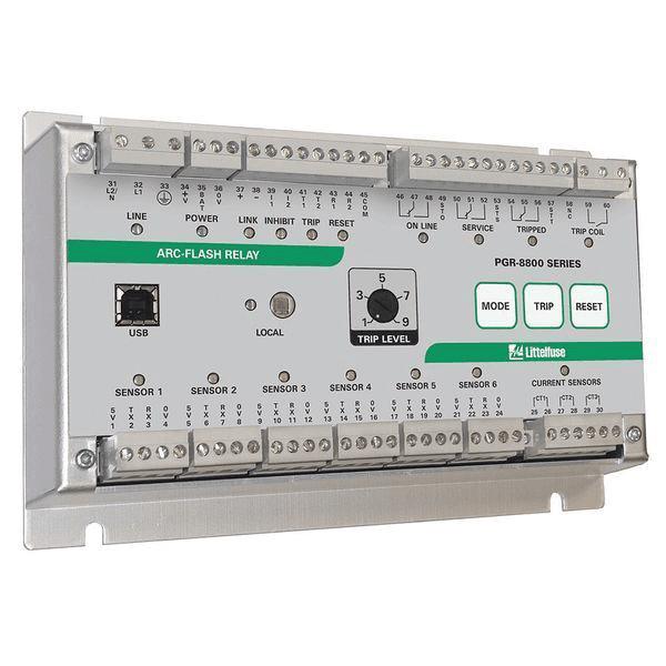 Arc-Flash Relay PGR-8800 | SELCO